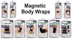 magnetic body wraps