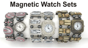 magnetic watch sets