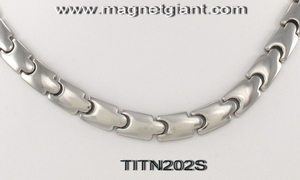 Titanium Necklaces