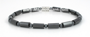 Magnetic Beaded Jewelry Anklets