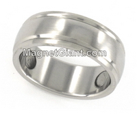 Magnetic Stainless Steel Ring